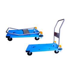 GAZELLE - Platform Trolley – Steel Bed w/Folding Handle preview