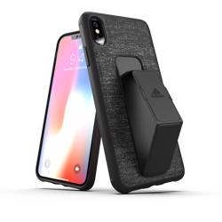 ADIDAS Grip Case for iPhone XS Max Black
