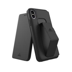 ADIDAS Folio Grip Case for iPhone XS/X Black