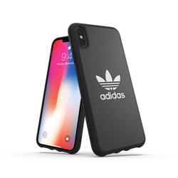 ADIDAS Original Trefoil Case for iPhone XS Max Black