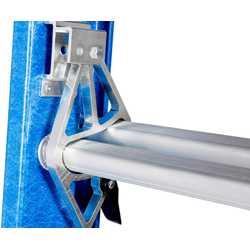 GAZELLE - 28 Ft. Fiberglass Extension Ladder w/ 300 Lbs. Load Capacity preview