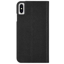 CASE-MATE Barely There Folio For iPhone XS Max Black