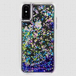 CASE-MATE Waterfall Case for iPhone XS/X Purple
