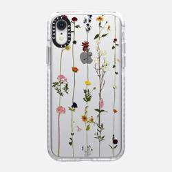 CASETIFY Snap Case Floral for iPhone XR