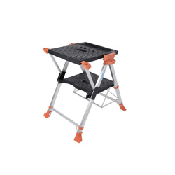 GAZELLE - Step Ladder & Workbench 300lbs