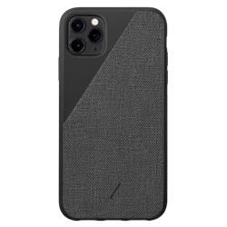 NATIVE UNION Clic Canvas Case for iPhone 11 Pro Max - Slate