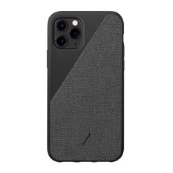 NATIVE UNION Clic Canvas Case for iPhone 11 Pro - Slate
