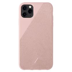 NATIVE UNION Clic Canvas Case for iPhone 11 Pro Max - Rose