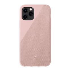 NATIVE UNION Clic Canvas Case for iPhone 11 Pro - Rose