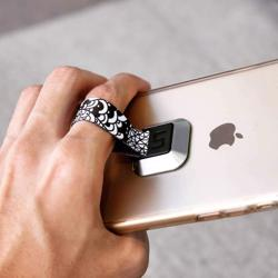UNGRIP Phone Holder Aluminium Tribal
