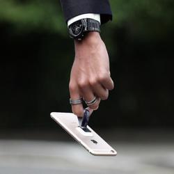 UNGRIP Phone Holder Aluminium Prism
