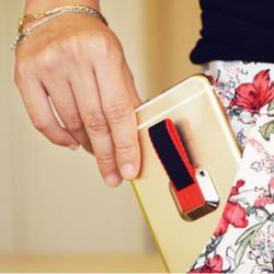 UNGRIP Phone Holder Red