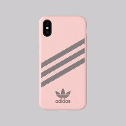 ADIDAS 3 Stripes Case for iPhone XR Gazelle Pink