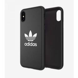 ADIDAS Original Trefoil Case for iPhone XS/X Black