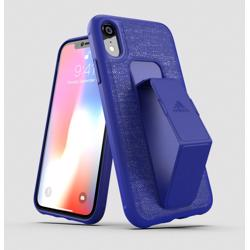 ADIDAS Grip Case for iPhone XR Blue