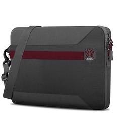 STM Blazer Sleeve for up to 13-Inch Laptop & Tablet Granite Gray