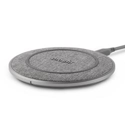 MOSHI Otto Q Wireless Charger Pad, Qi Certified Wireless Charger with Anti-Slip Rubber Base