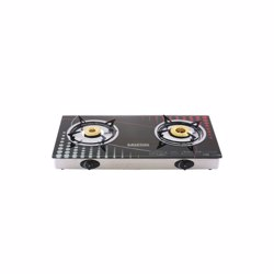 Krypton KNGC6014 Glass Double Burner