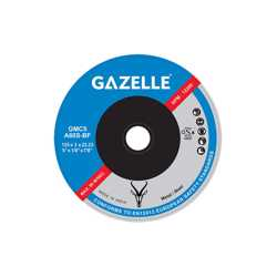 GAZELLE - Metal Cutting Disc 5in – 125 x 3 x 22mm preview