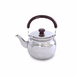 Royalford RF6186 Stainless Steel Stove Top Tea Kettle, 2L