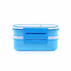 RoyalFord RF4399 Air Tight Lunch Box With 2 Layer
