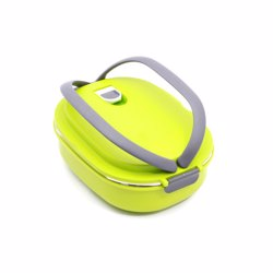 RoyalFord RF5652 S/S Lunch Box (Square)