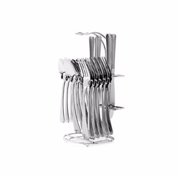 RoyalFord RF2088-C24 Stainless Steel Cutlery Set, 24pieces