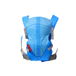 Baby Plus BP2445 Baby Carrier 2 in 1with backpack function - Blue