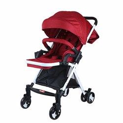 Baby Plus BP7733-D.RED Stroller, 0-2 Years