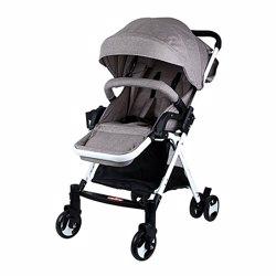 Baby Plus BP7733-GREY Stroller, 0-2 Years