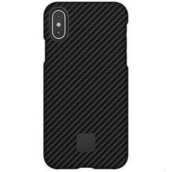 Happy Plugs iPhone XS/X Slim Case - Carbon Fiber