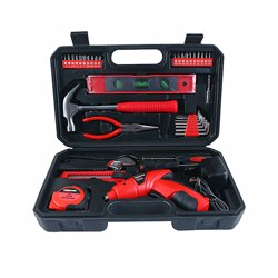 Geepas Tools GT7669 Combination Tool Kit, 38 Pieces