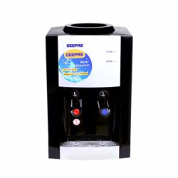Geepas GWD8356 Hot & Cold Water Dispenser with Stainless Steel Tank