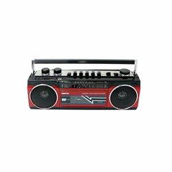 Geepas GCR13011 Radio Casset Recorder With Usb/Sd/Mp3/Bt