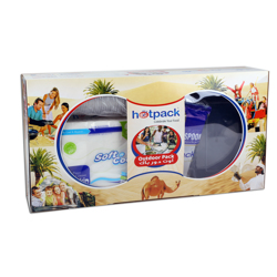 Hotpack Outdoor Combo Picnic Pack Multicolour