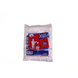 Hotpack 30 Pack Trash Bag White 45x55 cm