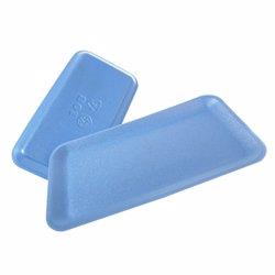 Hotpack 500- Piece Foam Tray Set Blue