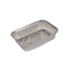Hotpack 400-Piece Aluminium Container Base Silver