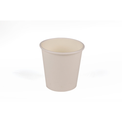 Hotpack 1000-Piece Plain Paper Cup White 12 ounce