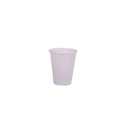 Hotpack Pack Of 20 Plastic Cup White 6 ounce