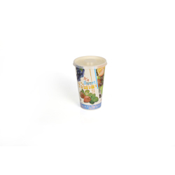 Hotpack 1000-Piece Paper Cup Multicolour 16 ounce