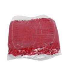 Disposable Hair Caps Red - 1000pcs