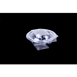Hotpack 300- Piece Round Clear Salad Bowl Set Clear 16 ounce