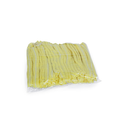 Yellow Hairnet - 1000 Pieces