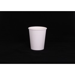 Hotpack 1000-Piece Heavy Duty Paper Cup White 4 ounce