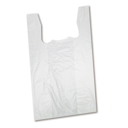 Hotpack Shopping Bag White