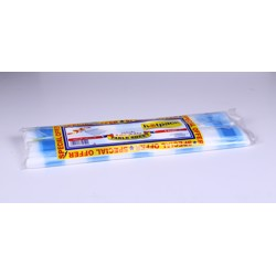 Hotpack Perforated Sofra Roll 100cmx100cm-6 Rolls x 7 Packets(42 Rolls)