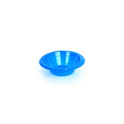 Hotpack 500- Piece Ice- Cream Bowl Set Blue 12 ounce
