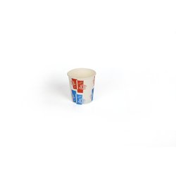 Hotpack Heavy Duty Coffee Cup 6.5oz, 20 Packets (1000pcs)