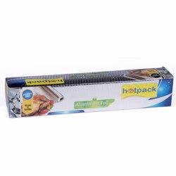 Hotpack Disposable Aluminium Foil Roll Silver 45 centimeter